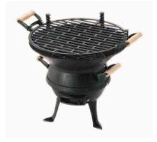 BBQ Cast Iron Firebowl Grill Chef 35cm NEW