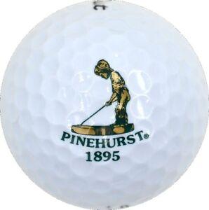 PINEHURST NO. 2 (Putterboy) Logo (Titleist Velocity) GOLF BALL
