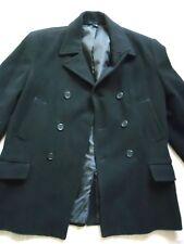 Veste BIAGGINI Taille 50 Jacket Jacke Wool & Cashmere Finest quality Noir Black