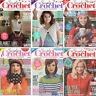 SIMPLY CROCHET MAGAZINES - ISSUES 1 to 38