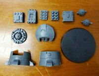 Warhammer 40k Tau Empire Bits: Fire Warriors DS8 Tactical Support Turret
