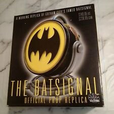 RARE Batman: THE BATSIGNAL Official Prop Replica by DC DIRECT Brand New & Boxed