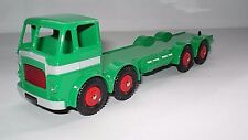 Atlas Dinky Supertoys Leyland Octopus Green Chassis - Factory mint condition.