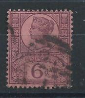 Grande Bretagne N°100 Obl (FU) 1887/1900 - Victoria (bis)