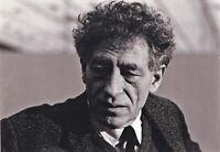 Alberto Giacometti Original Vintage 1966