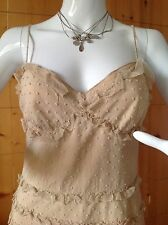 Robe MOSCHINO taille 36, dentelle, pour Gala , Cérémonie
