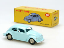 Dinky Toys 181 VW Volkswagen Käfer Beetle türkis Atlas MIB! OVP 7010-14-8