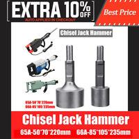 Jack Hammer Star Picket Post Driver Chisel Bit For Demolition Jackhammer Breaker