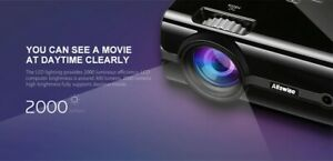 Alfawise A12 2000 Lumens Projector
