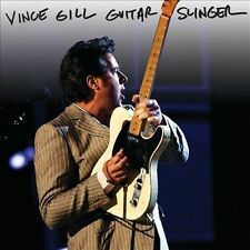 NEW~Guitar Slinger by Vince Gill (CD, 2011)~free first class US!