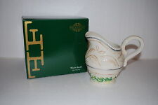 NEW IN BOX FITZ AND FLOYD WINTER GARDEN MINI WATER TEA PITCHER
