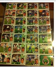 ESTE 97/98 LOTE DE 28 CROMOS COLOCAS,FICHAJES SIN USAR NUNCA/DE COLECCION