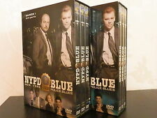 NEW YORK POLICE BLUE  Intégrale saison 1