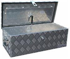 Truckbox D055 - Werkzeugkiste, Anhängerbox, Alubox, Gurtkiste, Deichselbox