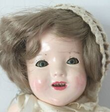 """Arranbee Shirley Temple Baby 10"""" Composition Doll"""