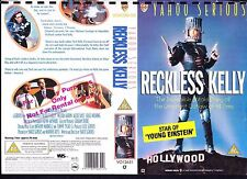 Reckless Kelly, Yahoo Serious Video Promo Sample Sleeve/Cover #15709