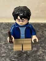 LEGO HARRY POTTER HARRY MINI FIGURE VGC