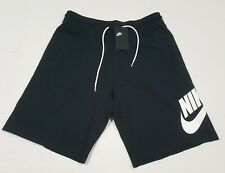 Nike Sportswear  Mens French Terry Shorts AT5267-010 Black