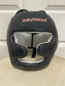 Revgear Headgear Head Gear with Cheek and Chin Protection Adult XL MMA Boxing