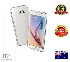 Samsung  Galaxy S6 SM-G920A - 128GB - White Pearl Smartphone