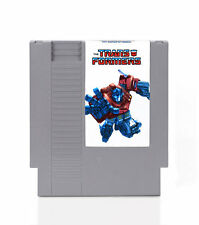 The Transformers: Mystery of Convoy  - Nintendo NES Game English