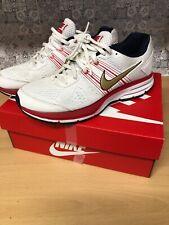 Nike Pegasus 29 UK Size 5 Red White Gold Tick