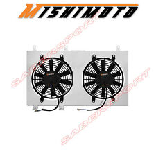 Mishimoto Performance Aluminum Fan Shroud Kit for 2003-2005 Dodge Neon SRT-4