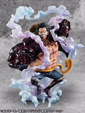MegaHouse POP One Piece SA-MAXIMUM Monkey D Luffy Gear 4 Hazumu Otoko