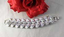 Vintage Coro Pegasus Silver tone   Bracelet CAT RESCUE