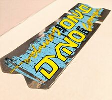 DYNO PRO COMPE NOS CHROME DECAL OLD SCHOOL BMX STICKER GT ROBINSON