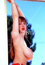 1990s NUDE 8X10 BIG BREASTS TITS LETHA WEAPONS PINUP PHOTO FROM ORIGINAL NEG-3