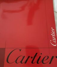 CARTIER 1998 Catalog Full Color Pasha Watch Paris Diamonds Panthere Trinity