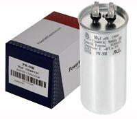 50 MFD 50 uf Single Run Capacitor 370 OR 440 VAC volts AC 50  RC0015 12725 CBB65