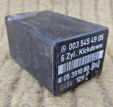Mercedes Kick Down Kickdown Relay Control Unit W124 W129 W202 W463 0035454905
