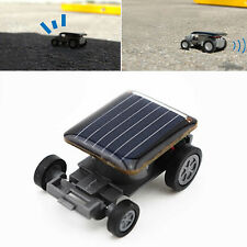 NT Mini Solar Powered Robot Racing Car Vehicle Educational Gadget Kids Gift Toy