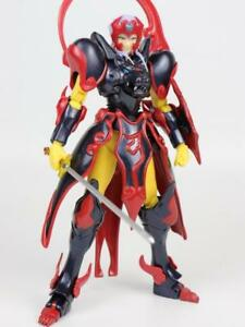 Dasin Model Legend of Heavenly Sphere Shurato Kuroki Gai Yasha-Oh Action Figure