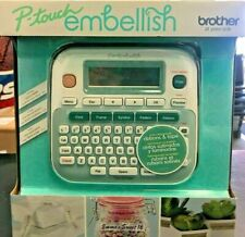 Brother P Touch Embellish Label Maker