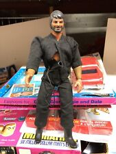 vintage Mattel Big Jim The Pack The Whip action figure complete outfit & whip NM
