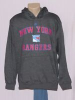 New York Rangers Heart & Soul Hoodie Sweatshirt - NHL Majestic