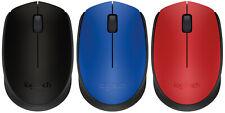 Logitech M171 USB Wireless Maus kabellos schnurlos Funkmaus für Windows / Mac
