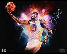 Kevin Durant Golden State Warriors Autographed 8x10 Photo (RP)
