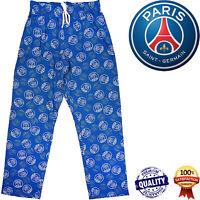 Mens PSG Paris Saint Germain Lounge Bottoms Pants Nightwear Pyjamas Pjs Gift