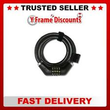 Raleigh Flex Coil Cable Lock 185cm x 12mm Black