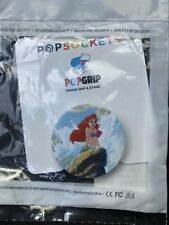 Disney Little Mermaid LE Employee Store Popsocket Ariel On The Rock