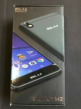 BLU Grand M2 G190Q GOLD Cell Phone  Dual Sim  Factory Unlocked  Android !!!!!!!