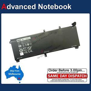 Original Battery Dell XPS 15 9530 Precision M3800 TOTRM T0TRM H76MV 7D1WJ 61Wh