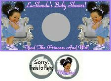 Segunda naturaleza Pop Upscig/üe/ña Baby Shower tarjeta
