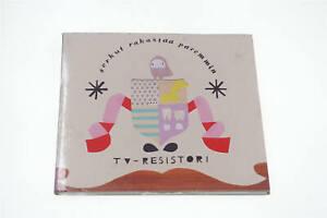 TV-RESISTORI - SERKUT RAKASTAA PAREMMIN CD A13109