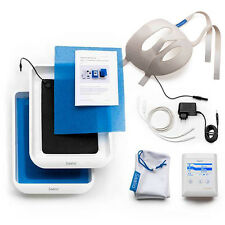 Saalio® FA Set – Iontophoresegerät gegen Schwitzen (Gesicht, Hände und Füße)