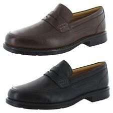 Slip On 100% Leather Square Shoes for Men
